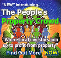 Profits from Property with the People's Property Crowd Funding Service